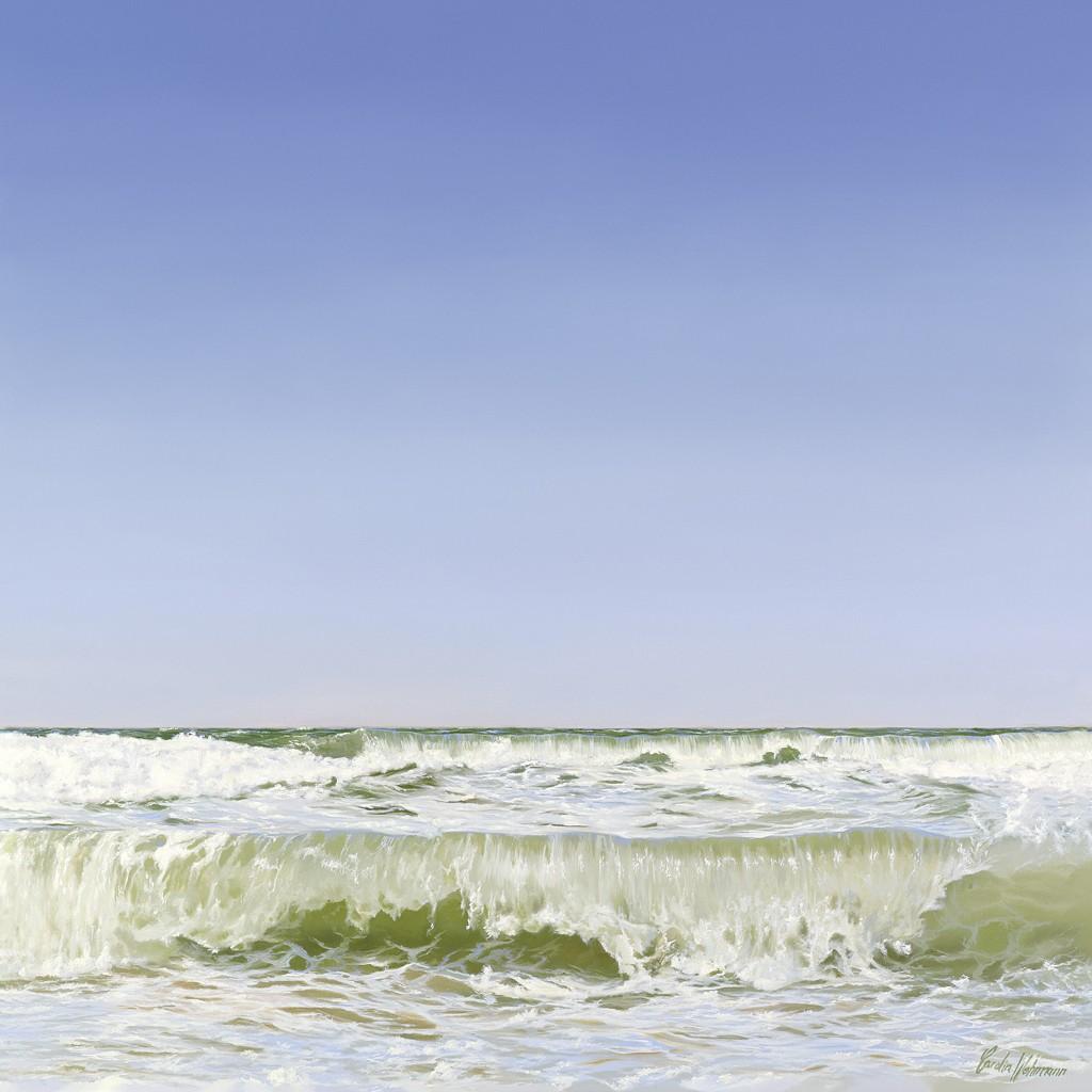 Carolin Wehrmann, Gulf Breakers (Natur & Landschaft)