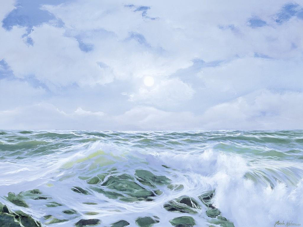 Carolin Wehrmann, Moonlight Fantasy (Natur & Landschaft)