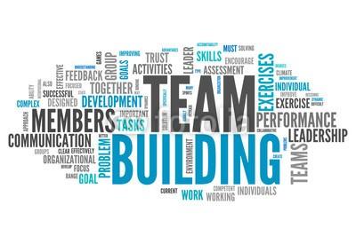 mindscanner, Word Cloud Team Building (gespann, gebäude, gespann, zusammenarbeit, motivation, abbildung, collage, artwork, bibel, wolken, zeichen, tippfehler, typographie, skizze, motivieren, spirit, work, anhänger, anhänger, mitarbeiter, mitarbeiter, trust, führung, kompeten)