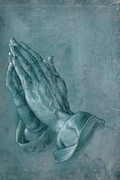 Albrecht Dürer, Studie zu Betende Hände (Klassiker)
