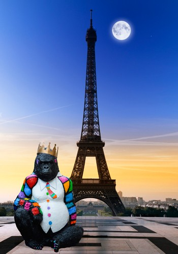 Frédérick Candon, The King of Tower
