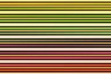Gerhard Rossmeissl, Color Lines I (Abstrakte Kunst, Linien, Parallele Horizontale, Wunschgröße, Fotokunst, modern, Büro, Business, Wohnzimmer, zeitgenössisch, bunt)