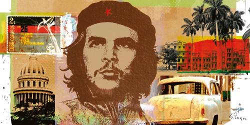 Gery Luger, Legenden V (Che Guevara, Rebell, Idol, Freiheitskämpfer, Kuba, Persönlichkeiten, Eros&People, Plakatkunst, Jugendzimmer, Treppenhaus, Wunschgröße)
