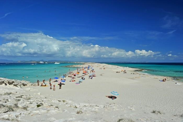 Hady Khandani, CYAN WATERS OF ILLETES BEACH - FORMENTERA - SPAIN 4 (HADYPHOTO, Fotografie)