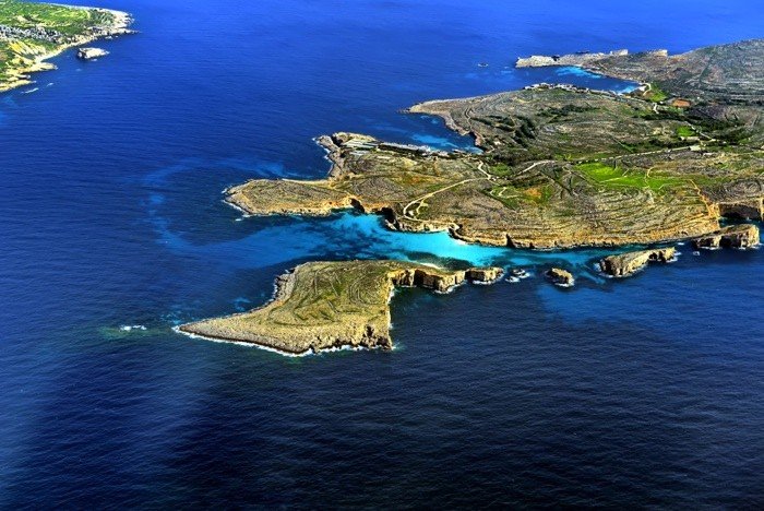 Hady Khandani, GEO ART - COMINO - MIDDLE ISLAND OF MALTESE ARCHIPELAGO (HADYPHOTO, Fotografie)