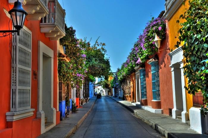 Hady Khandani, HDR - CARTAGENA STREETS - COLOMBIA 1 (HADYPHOTO, Fotografie)