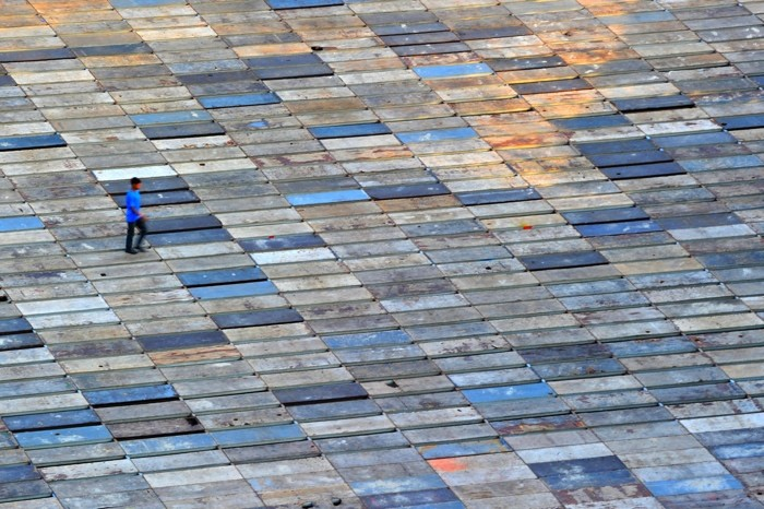 Hady Khandani, STAGE FLOOR (HADYPHOTO, Fotografie)