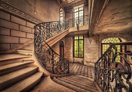 wandbild matthias haker living stairs art galerie. Black Bedroom Furniture Sets. Home Design Ideas