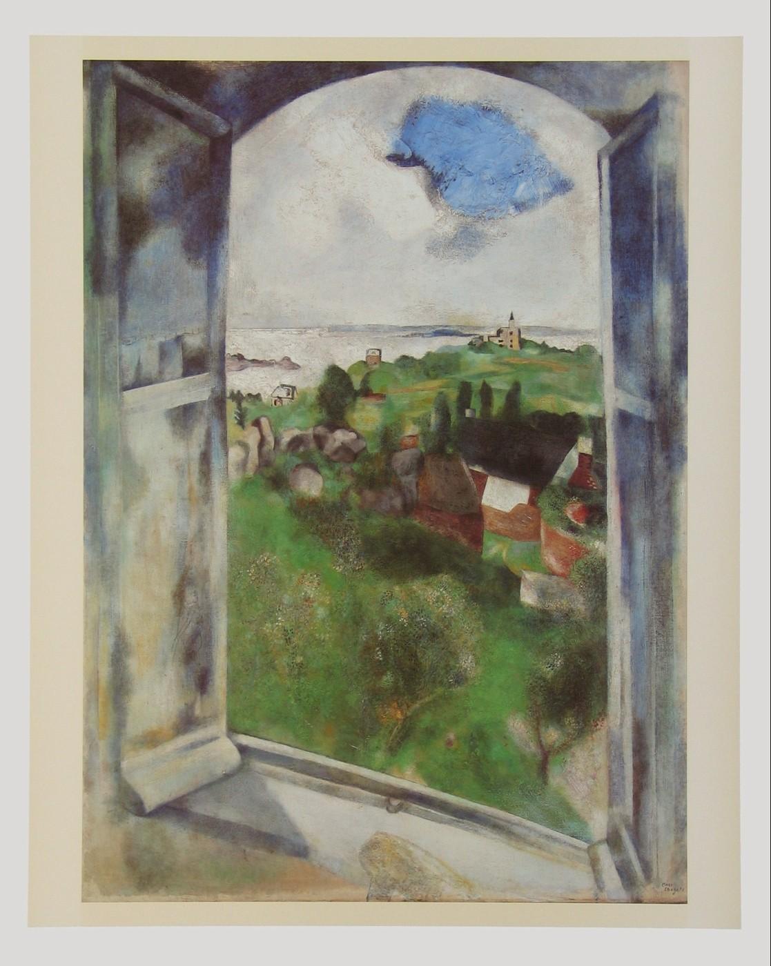 Marc Chagall Bilder & Motive günstig kaufen