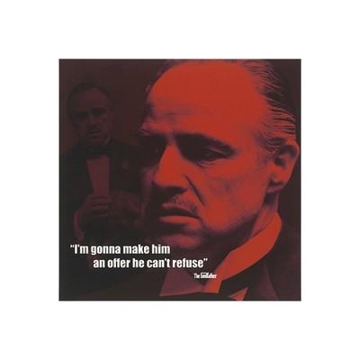 Pyramid Studios, The Godfather (I Quote) (Kult, Pop, Vintage)