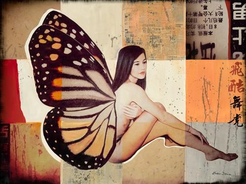 Shirin Donia, Butterfly II