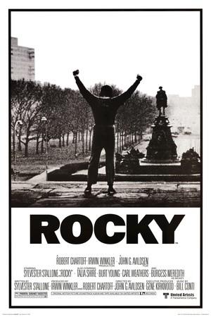 Unbekannt, Rocky - Movie Score Arms Up (Marvel Kollektion, Comic)