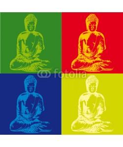 007, Popart Buddha