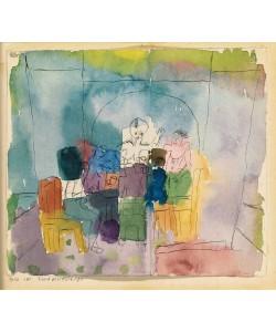 Paul Klee, Tischgesellschaft