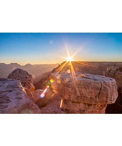 Ronny Behrendt, Grand Canyon rock