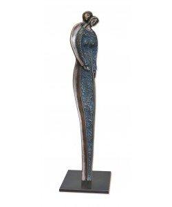 Bernardo Esposto, Paar Gemeinsam das Leben träumen, 60,5cm