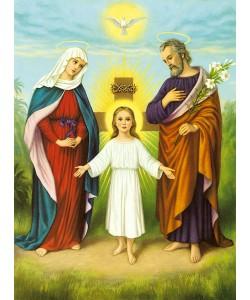 Anonym, JESUS, MARIA, JOSEPH