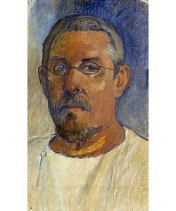 Paul Gauguin, Selbstbildnis 1903.