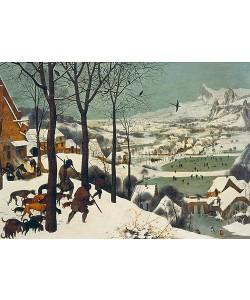 Pieter Brueghel d.Ä., Die Heimkehr der Jäger.