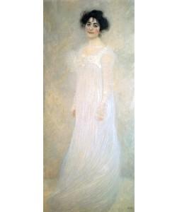 Gustav Klimt, Bildnis Serena Lederer. 1899.