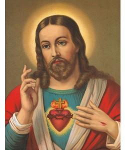 Anonym, HL. HERZ JESU