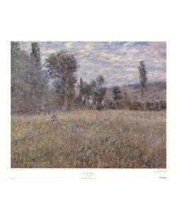 Claude Monet, Across the Meadow