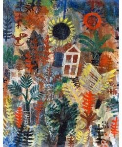 Paul Klee, Gartenlandschaft. 1918