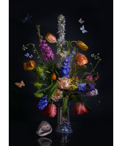 Sander Van Laar, Flower Creation 4