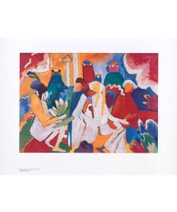 Wassily Kandinsky, Orientalisches