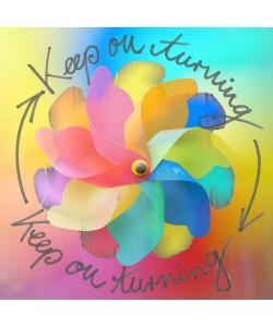 Renate Holzner, Keep on turning