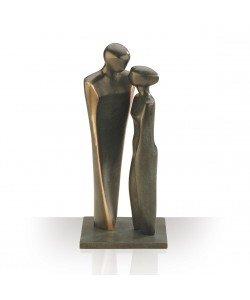 Luise Kött-Gärtner, Verliebtes Paar, 22cm