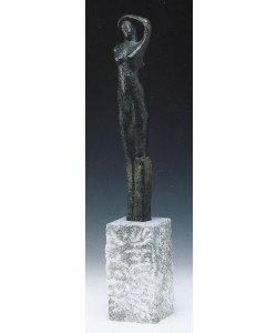 Rosa Gillissen, Grazie II - Die Anmutige, 65cm (incl. 20cm Sockel)