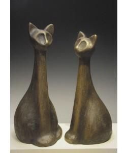 Kerstin Stark, Katze, 48cm