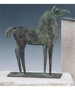 Raimund Schmelter, Pferd, 24cm