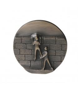 Kerstin Stark, Mauern überwinden, 8cm