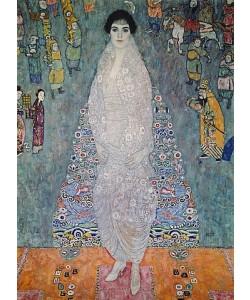 Gustav Klimt, Bildnis der Baronin Elisabeth Bachofen-Echt. 1915/16