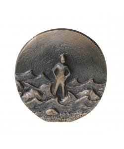 Kerstin Stark, Wie ein Fels in der Brandung, 8cm