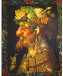 Giuseppe Arcimboldo, Der Herbst.