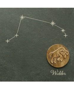 Widder, 14,5 x 14,5cm