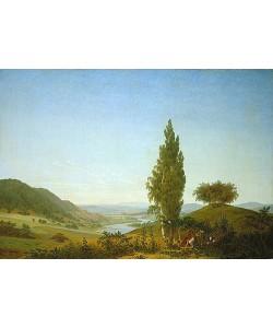 Caspar David Friedrich, Der Sommer. 1807