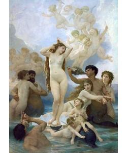 William Adolphe Bouguereau, Die Geburt der Venus. 1879