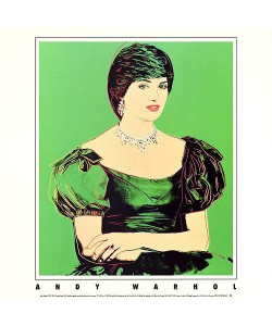 Andy Warhol, Princess Diana (1982)