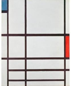 Piet Mondrian, Komposition II., 1937
