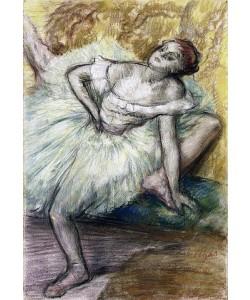 Edgar Degas, Studie einer Tänzerin. 1897-1900