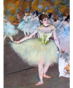 Edgar Degas, Tänzerinnen auf der Bühne. 1879-81