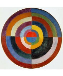 Robert Delaunay, Premier Disque. 1913/14