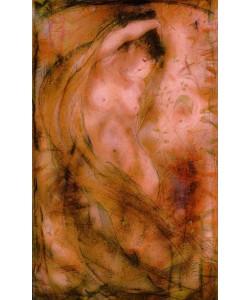 Treby Janet Freedom Within (2000) (Siebdruck, handsigniert)
