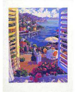 Askins Julian Window II (2000) (Siebdruck, handsigniert)