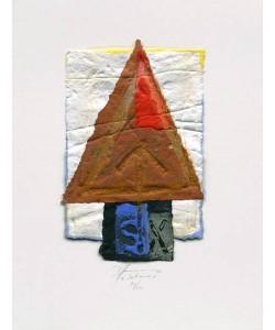 Hamann Thomas Bettaine (2002) (Carborundum-Radierung, handsigniert)