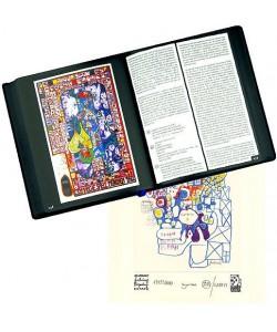 Friedensreich Hundertwasser, Werkverzeichnis mit Grafik  A (30) (Radierung mit Nachlassstempel)